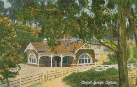 Mineral Springs, Hepburn