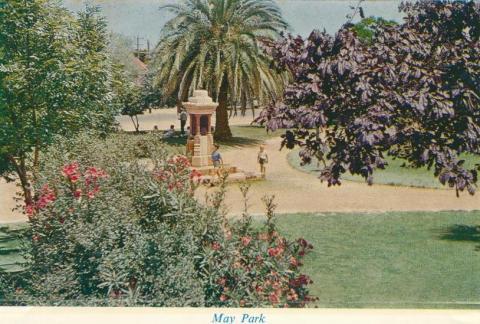 May Park, Horsham