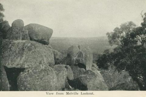 View from Melville Lookout, Inglewood