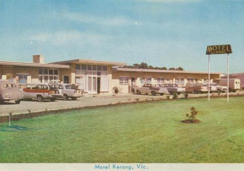 Motel Kerang, 1965