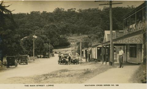 The Main Street, Lorne