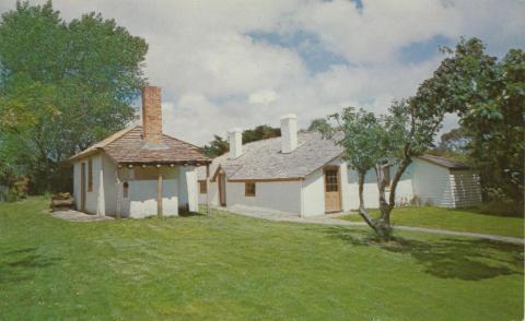Arthur's Seat 1844, McCrae Homestead, 1985