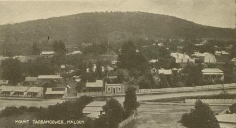 Mount Tarrancower, Maldon