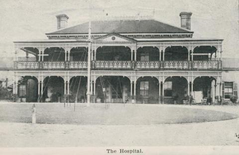 The Hospital, Maryborough