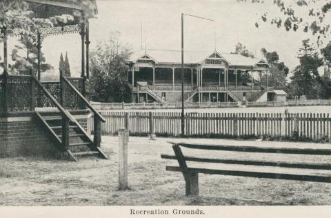 Recreation Grounds, Maryborough
