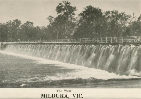 The Weir, Mildura