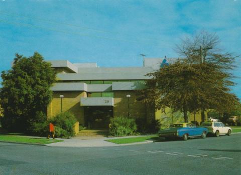 La Trobe Valley Savings Credit Union, Morwell