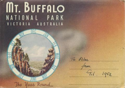 Mount Buffalo National Park, 1953