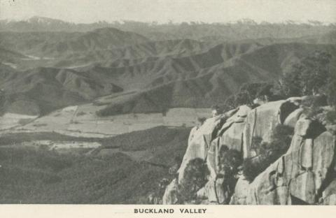 Buckland Valley, Mount Buffalo, 1953