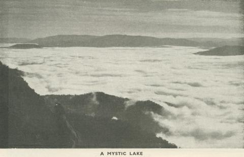 A Mystic Lake, Mount Buffalo, 1953