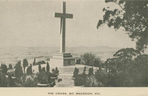 The Cross, Mount Macedon, 1949