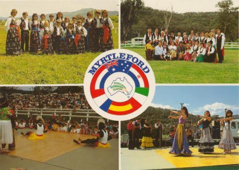 Annual International Festival, Myrtleford