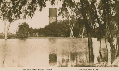 The Water Tower, Nathalia, 1928