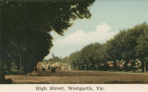 High Street, Westgarth