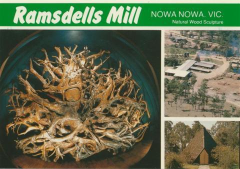 Ramsdells Mill, Nowa Nowa