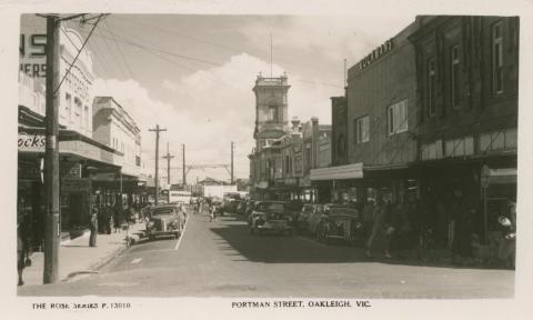 Portman Street, Oakleigh