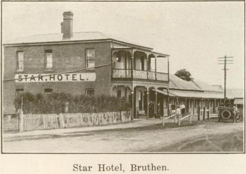 Star Hotel, Bruthen