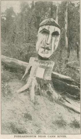 Ponsasinorum near Cann River, 1947