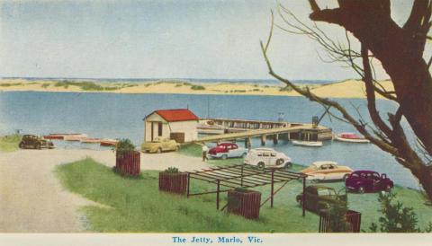 The Jetty, Marlo, 1964