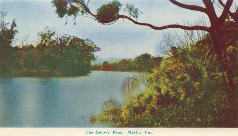 The Snowy River, Marlo, 1964