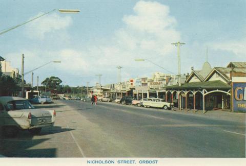 Nicholson Street, Orbost