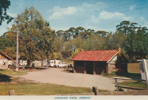 Caravan Park, Orbost