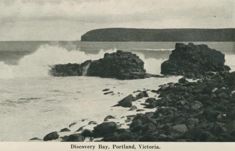 Discovery Bay, Portland, 1948
