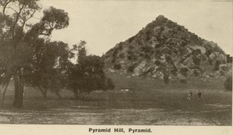 Pyramid, Pyramid Hill
