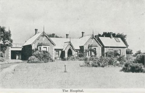 The Hospital, Colac