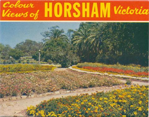 Botanic Gardens, Horsham, 1965