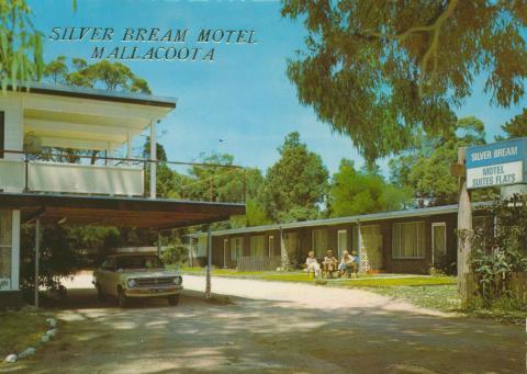 Silver Bream Motel, Mallacoota