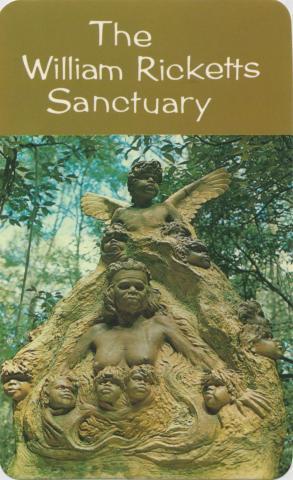 The William Ricketts Sanctuary, Mt Dandenong