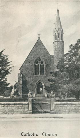 Catholic Church, Stawell, c1925