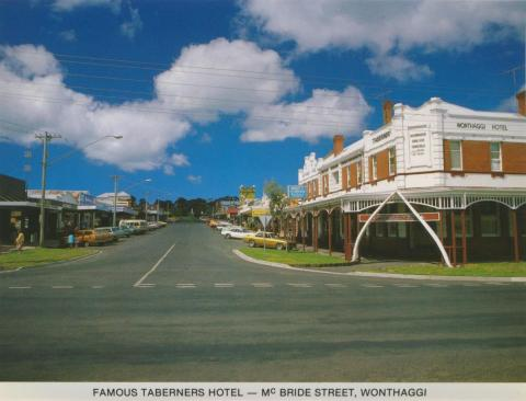 Famous Taberners Hotel - McBride Street, Wonthaggi