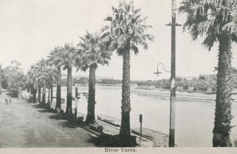 River Yarra, Melbourne