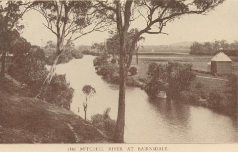 The Mitchell River, Bairnsdale