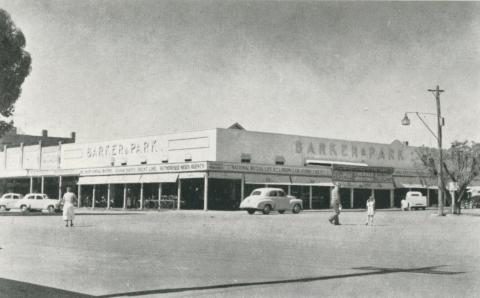Barker & Park Store, Red Cliffs