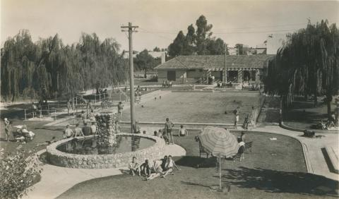 King George  Memorial Swimming Pools, Red Cliffs