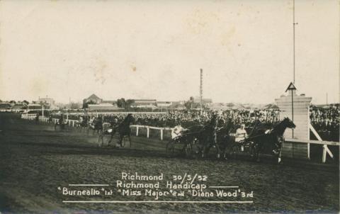 The Richmond Handicap, 1932