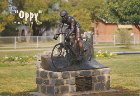 The 'Oppy' Monument, Rochester