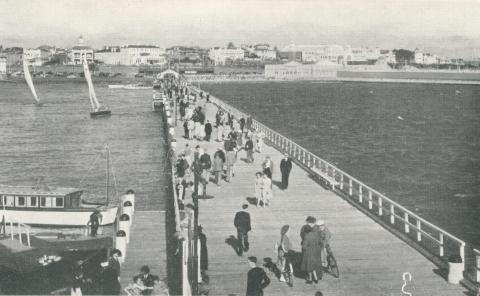 The Pier, St Kilda