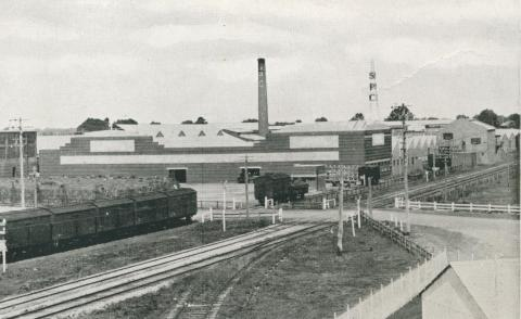 S.P.C. Cannery, Shepparton