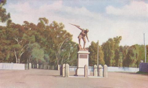Soldiers Memorial, Shepparton
