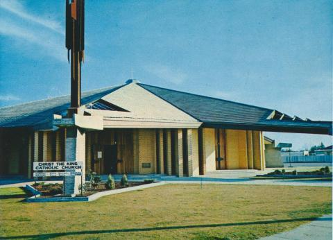 Christ the King Catholic Church, Shepparton