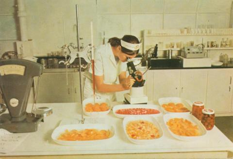S.P.C. Cannery - Quality Control Laboratory, Shepparton
