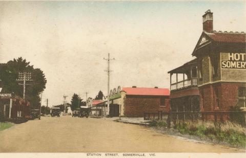 Station Street, Somerville