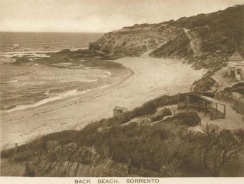 Back Beach, Sorrento