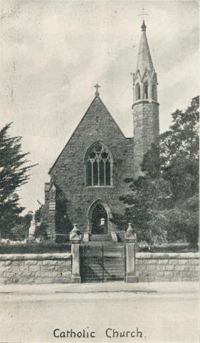 Catholic Church, Stawell, 1935