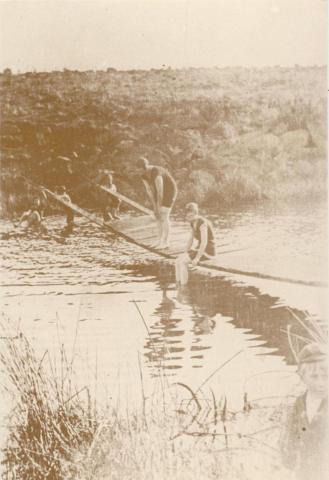 Sunshine Swimming Club, 1936