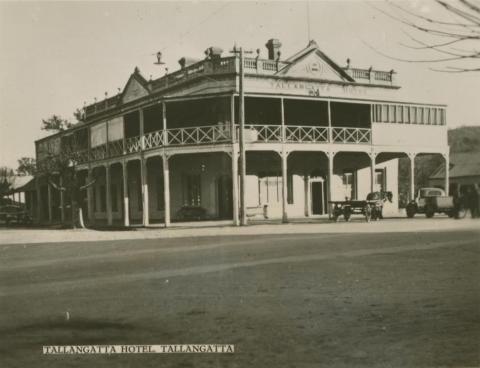 Tallangatta Hotel